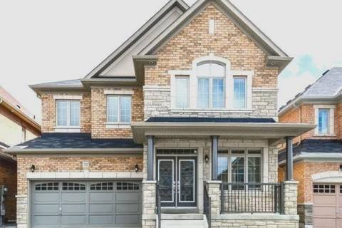 House for sale at 13 Brookwater Cres Caledon Ontario - MLS: W4457664