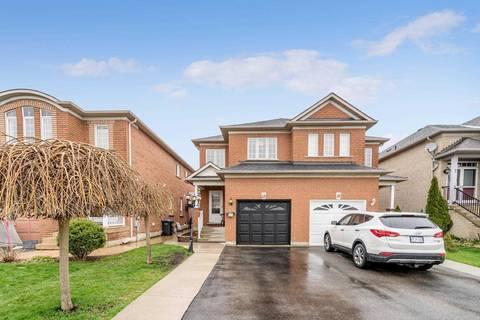 Townhouse for sale at 13 Burnt Elm Dr Brampton Ontario - MLS: W4447176