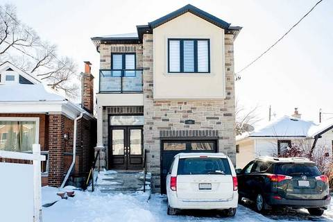 House for sale at 13 Butterworth Ave Toronto Ontario - MLS: E4689337