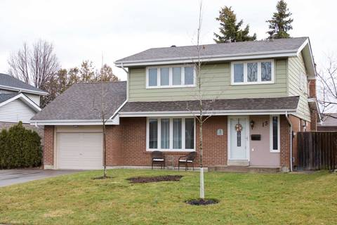 House for sale at 13 Cardiff Ct Whitby Ontario - MLS: E4735619