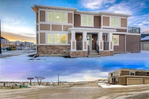 Townhouse for sale at 13 Carrington Wy Northwest Calgary Alberta - MLS: C4278107