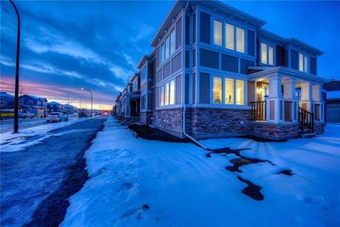 Townhouse for sale at 13 Carrington Wy Northwest Calgary Alberta - MLS: C4290052
