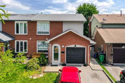 Townhouse for sale at 13 Carter Dr Brampton Ontario - MLS: W4863188