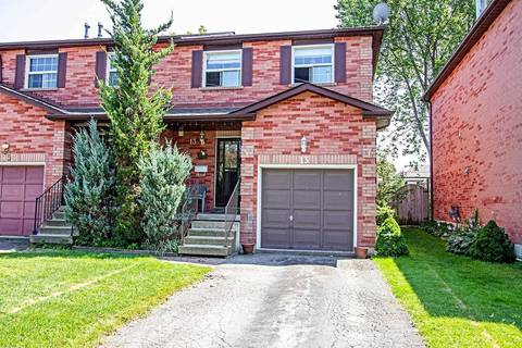 Townhouse for sale at 13 Chance Ct Clarington Ontario - MLS: E4535879