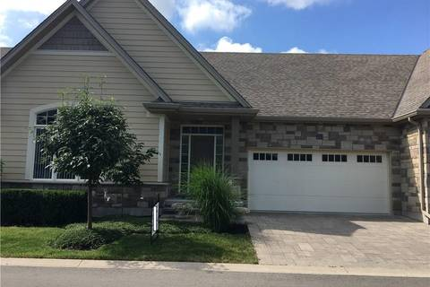 Townhouse for sale at 13 Cobblestone Dr St. Davids Ontario - MLS: 30710326