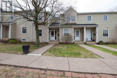 Townhouse for sale at 13 Collins Grove Ct Dartmouth Nova Scotia - MLS: 201910887