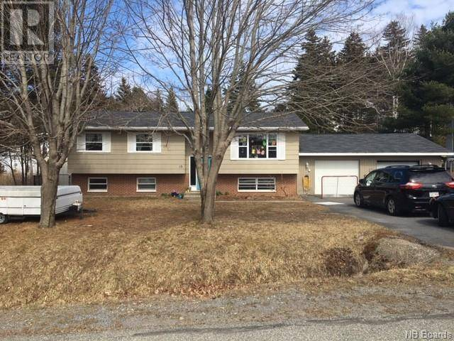 House for sale at 13 Crestwood Dr Grand Bay-westfield New Brunswick - MLS: NB042587