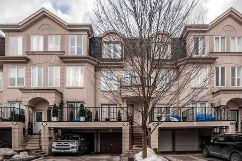 Townhouse for sale at 13 David Dunlap Circ Toronto Ontario - MLS: C4387658