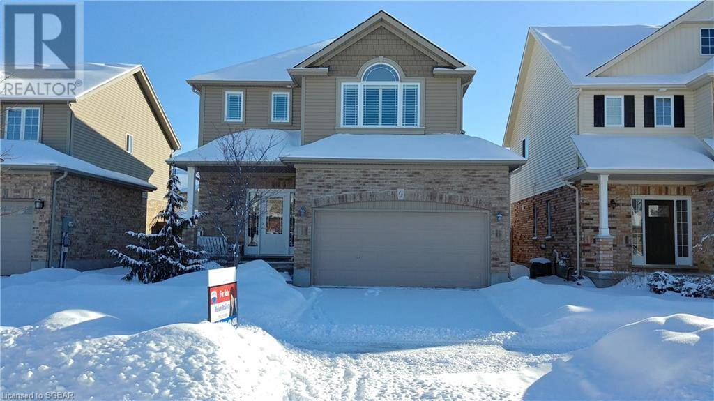 House for sale at 13 Davis St Collingwood Ontario - MLS: 235624