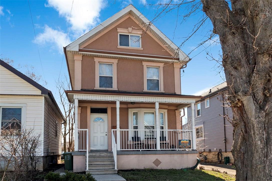For Sale: 13 East 24th Street, Hamilton, ON | 4 Bed, 2 Bath House for $489,000. See 25 photos!