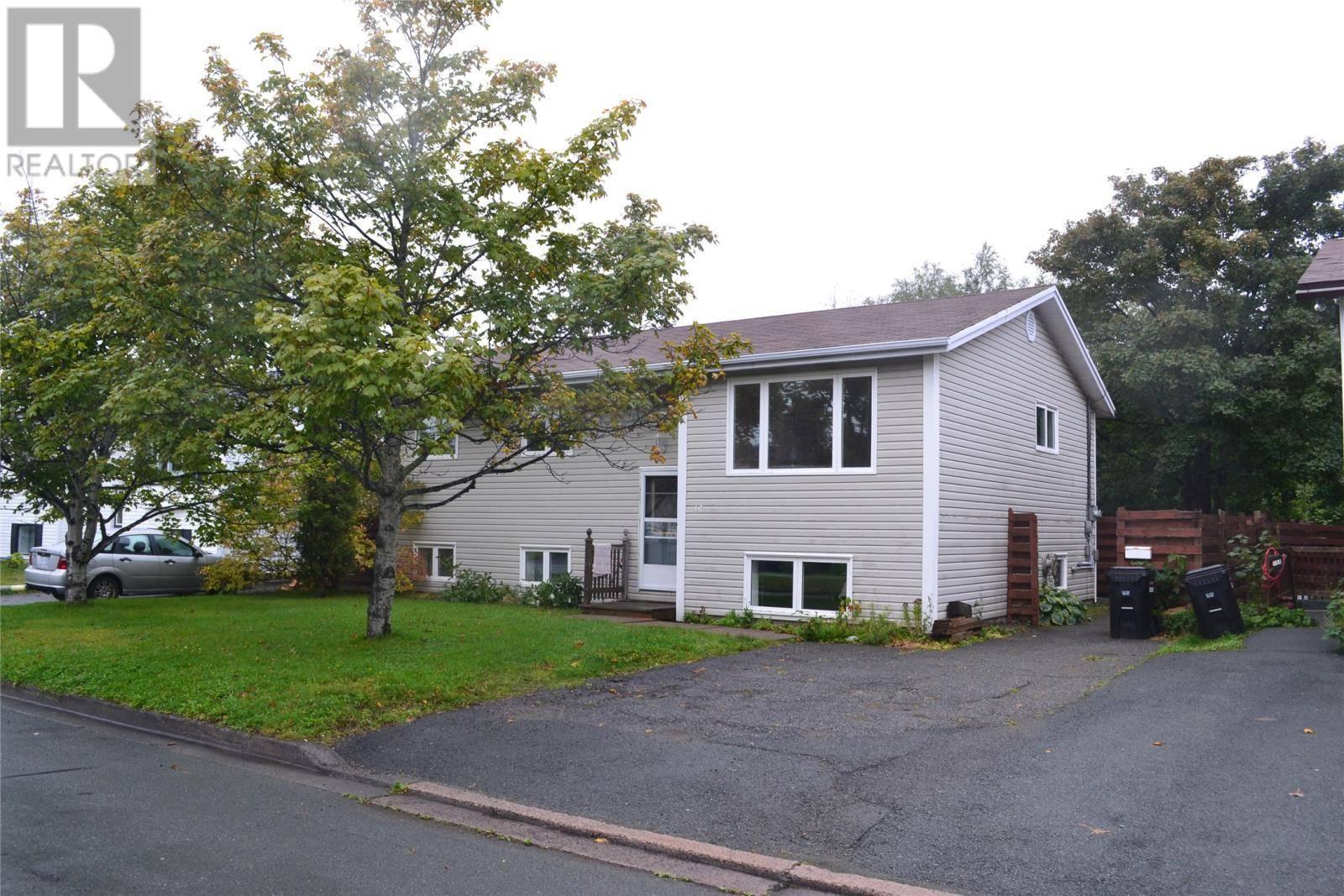 House for sale at 13 Eastmeadows Ave St. John's Newfoundland - MLS: 1210034