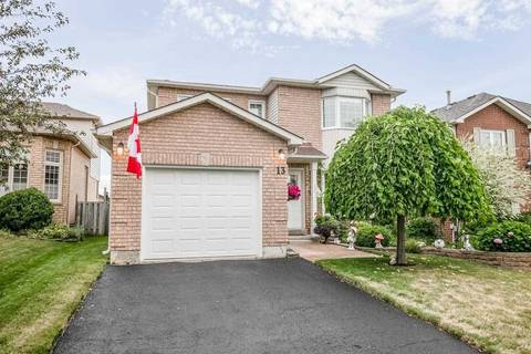 House for sale at 13 Eastview Cres Orangeville Ontario - MLS: W4541580
