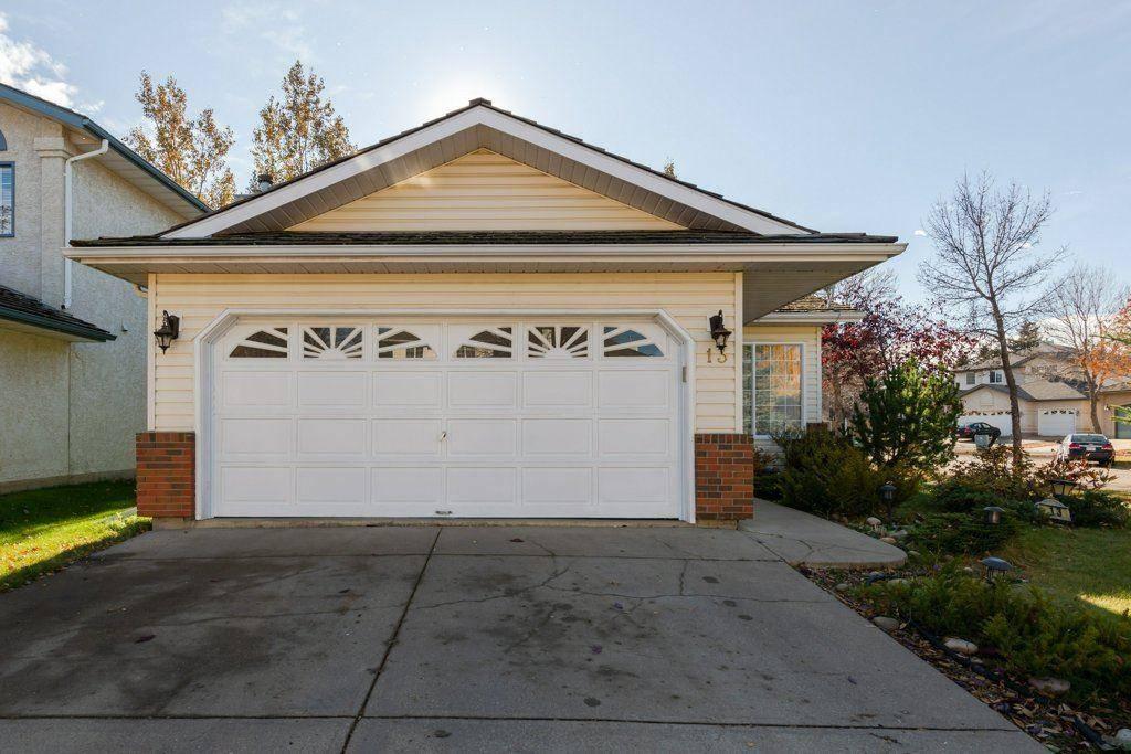 House for sale at 13 Ebony Wy St. Albert Alberta - MLS: E4177597