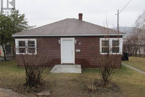 House for sale at 13 Edinburg Ave Corner Brook Newfoundland - MLS: 1195906