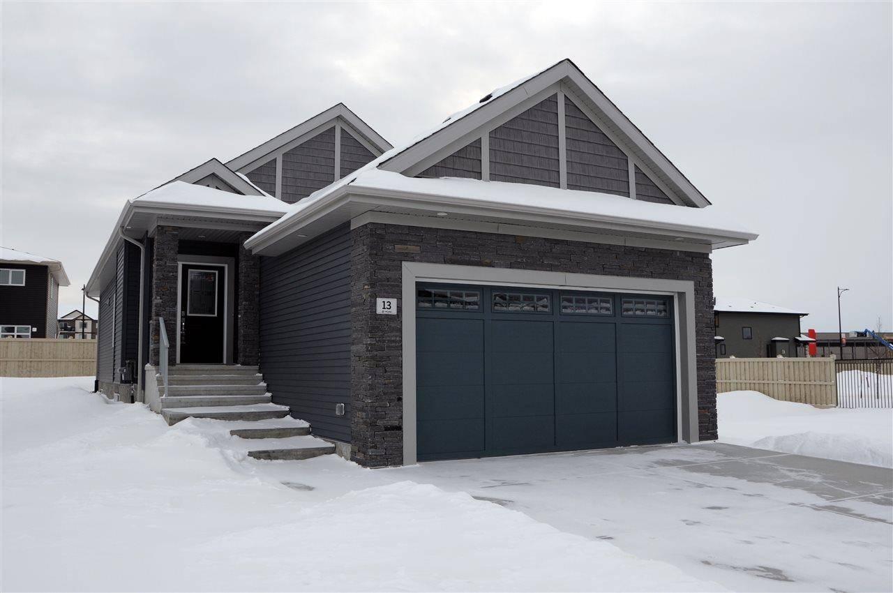 House for sale at 13 Edison Dr St. Albert Alberta - MLS: E4185633