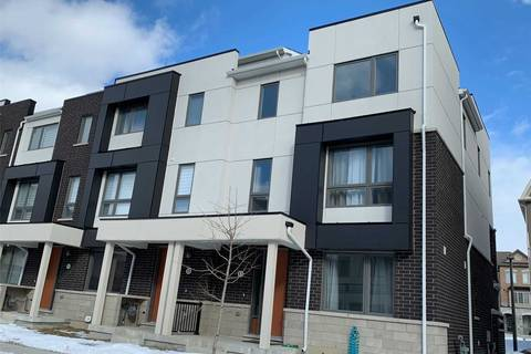 Townhouse for sale at 13 Edward Lennox St Markham Ontario - MLS: N4696825