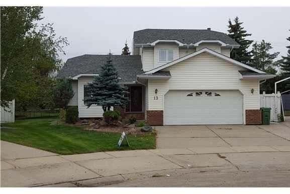 House for sale at 13 Emerald Tc St. Albert Alberta - MLS: E4198160