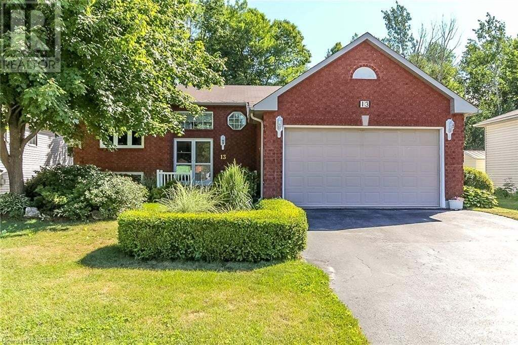 House for sale at 13 Evergreen Cres Wasaga Beach Ontario - MLS: 269066