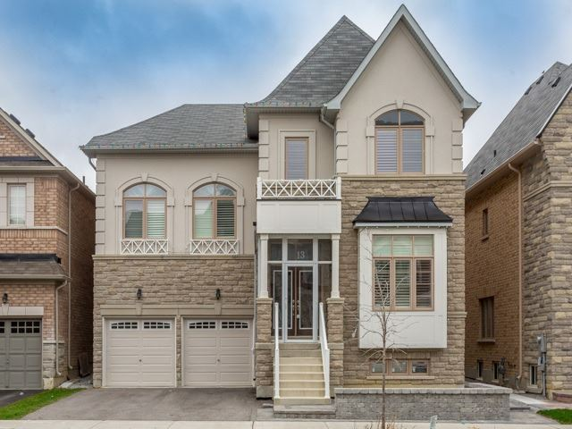 House for sale at 13 Evershot Crescent Markham Ontario - MLS: N4271986