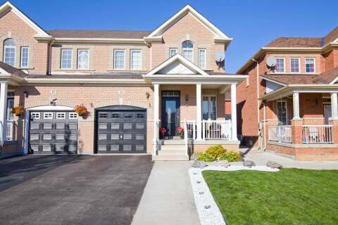 Townhouse for sale at 13 Fawson Cove Wy Brampton Ontario - MLS: W4924555