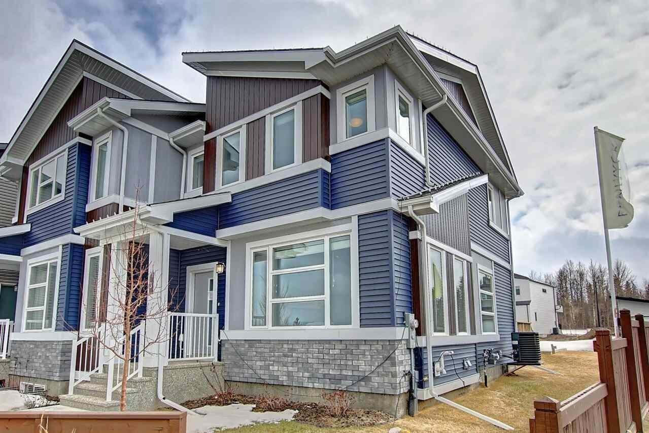 Townhouse for sale at 13 Fenwyck Bv Spruce Grove Alberta - MLS: E4197611