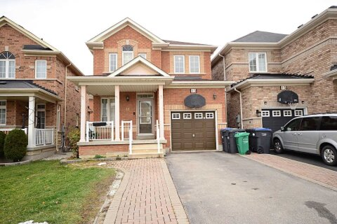 House for sale at 13 Fishing Cres Brampton Ontario - MLS: W5002330