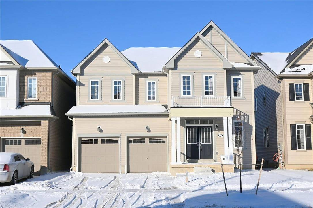 House for rent at 13 Fleming Cres Caledonia Ontario - MLS: H4070944