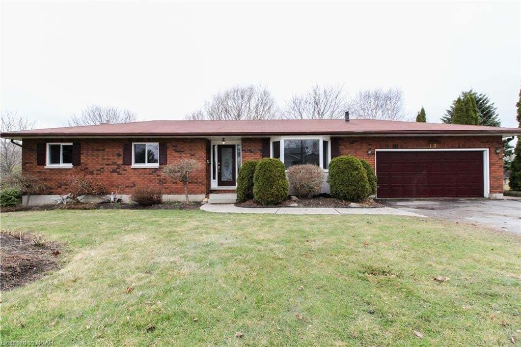 House for sale at 13 Forest Hill Dr Cobourg Ontario - MLS: 253095