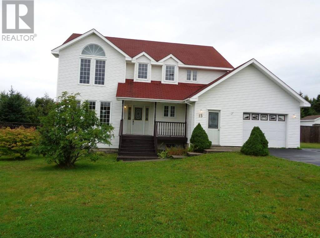 House for sale at 13 Fowlow Dr Stephenville Newfoundland - MLS: 1136056