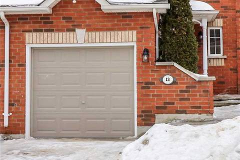 Townhouse for sale at 13 Gadwall Ave Barrie Ontario - MLS: S4380565