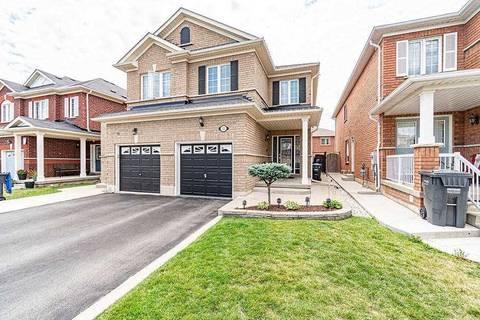 Townhouse for sale at 13 Galtee Rd Brampton Ontario - MLS: W4549237