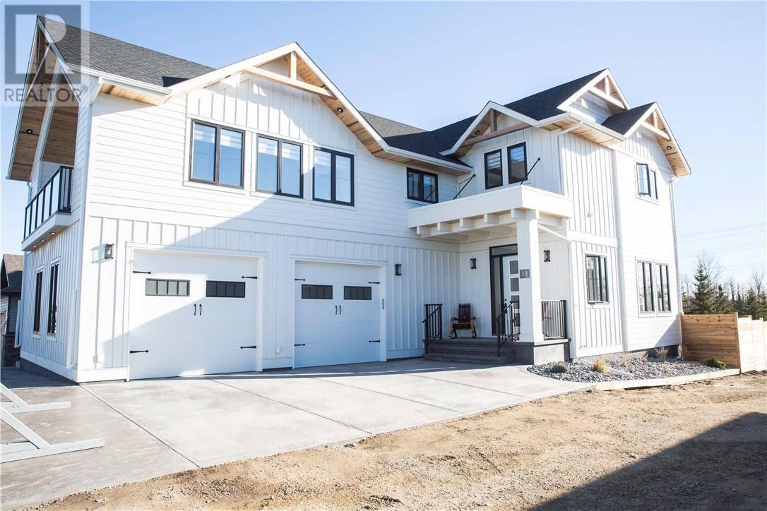 House for sale at 13 Garrison Pl Red Deer Alberta - MLS: ca0185689