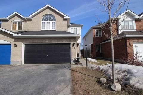 House for sale at 13 Gleeson Wy Ottawa Ontario - MLS: 1146013