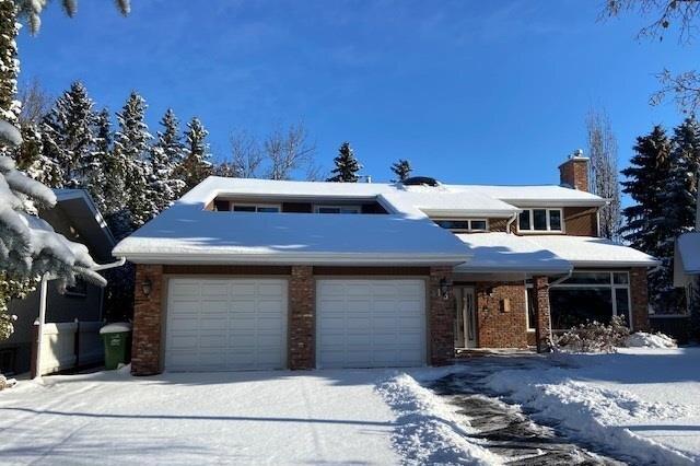 House for sale at 13 Glen Meadow Cr St. Albert Alberta - MLS: E4221185