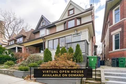 Townhouse for sale at 13 Grafton Ave Toronto Ontario - MLS: W4733622