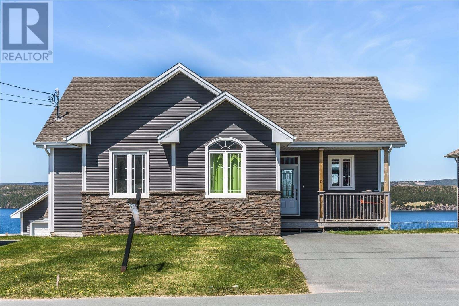 House for sale at 13 Harbourview Dr Holyrood Newfoundland - MLS: 1212312