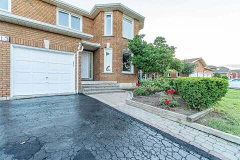 House for sale at 13 Hedgerow Ave Brampton Ontario - MLS: W4860826