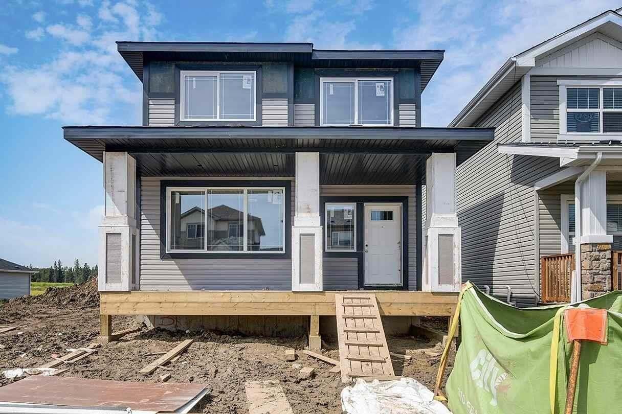 House for sale at 13 Hemingway Cr Spruce Grove Alberta - MLS: E4207010