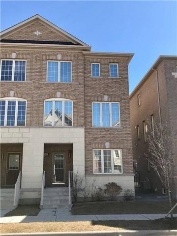 Townhouse for rent at 13 Highbury Ct Markham Ontario - MLS: N4684418