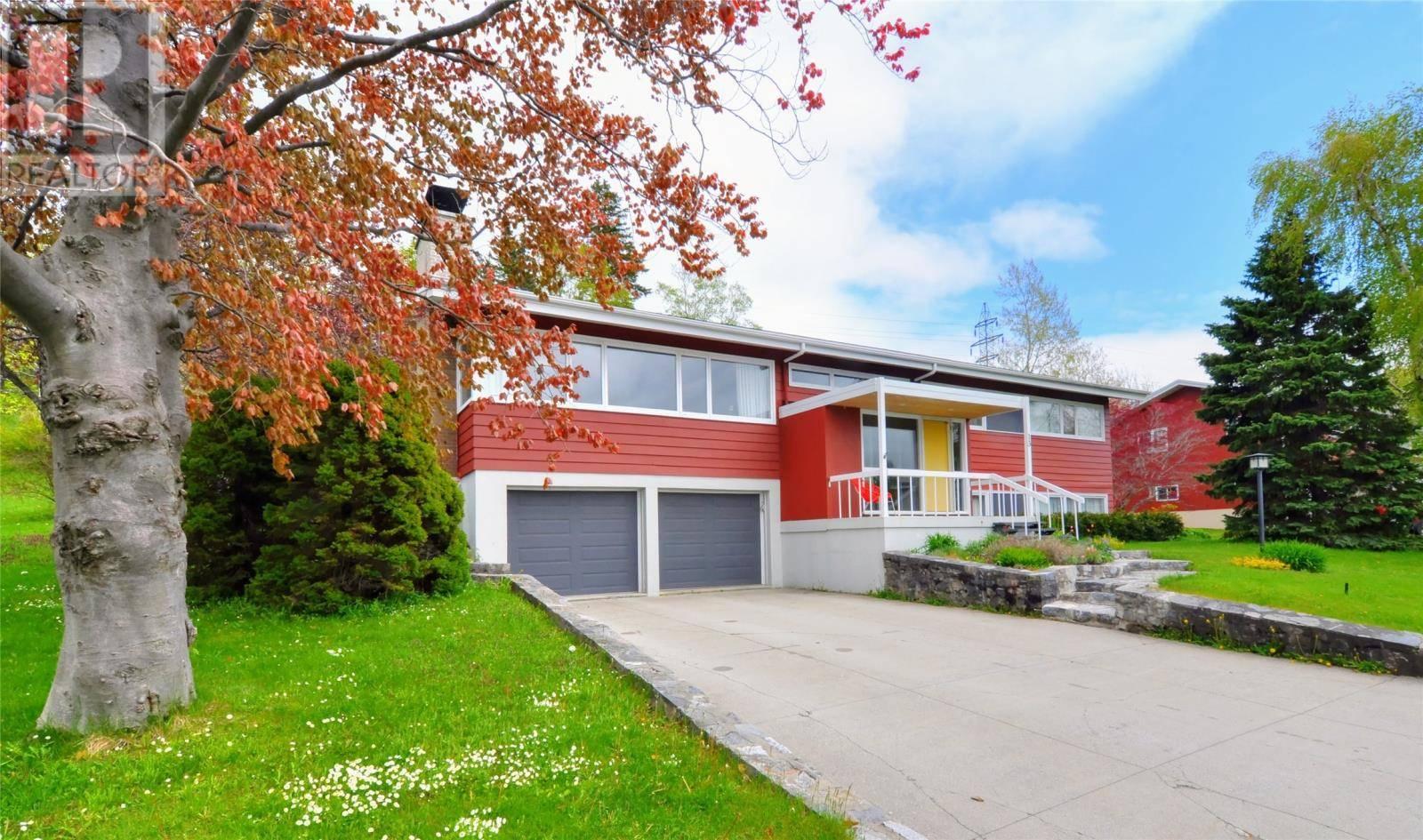 House for sale at 13 Highland Ave Corner Brook Newfoundland - MLS: 1198347