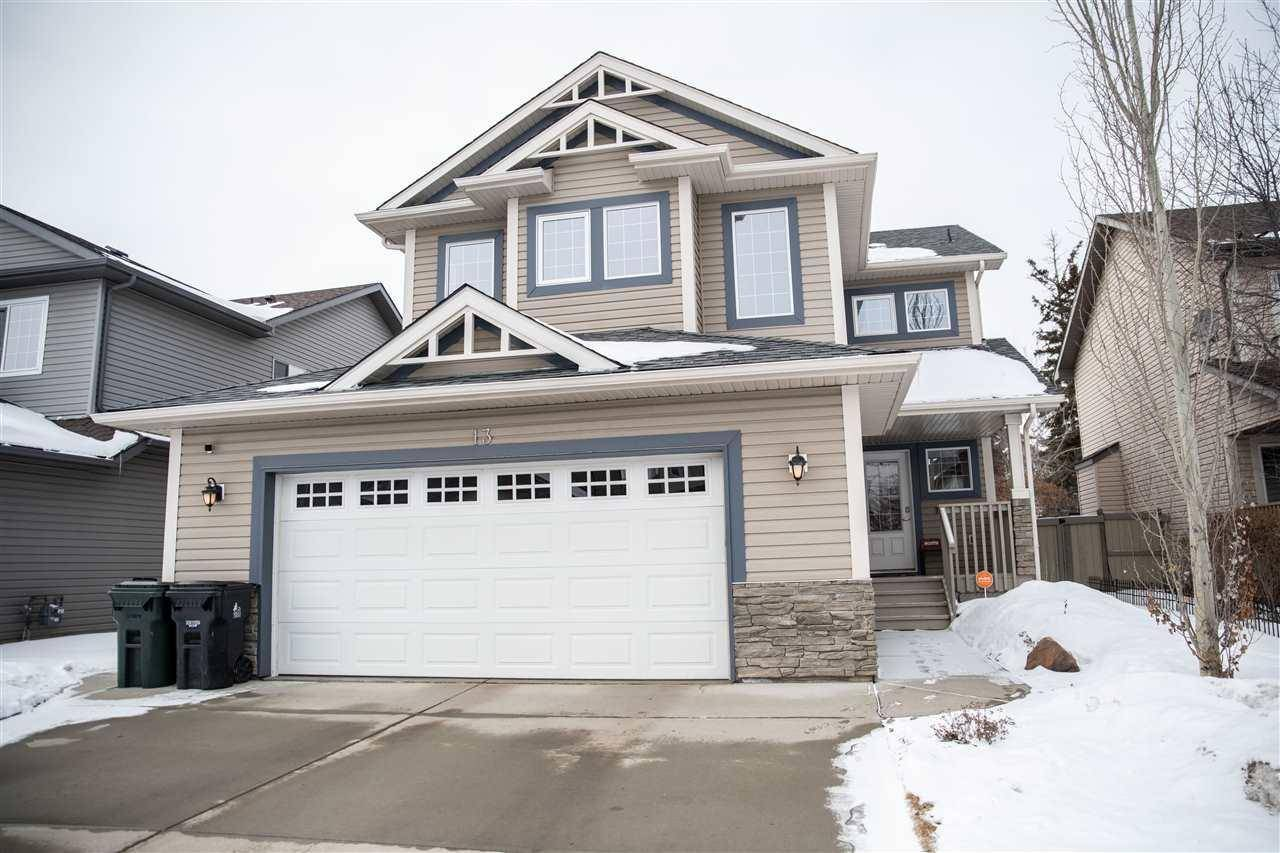 House for sale at 13 Highlands Wy Spruce Grove Alberta - MLS: E4193366