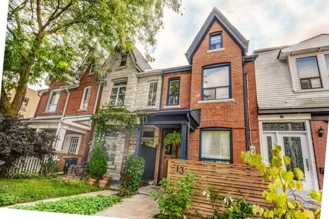 Townhouse for sale at 13 Hook Ave Toronto Ontario - MLS: W4605369