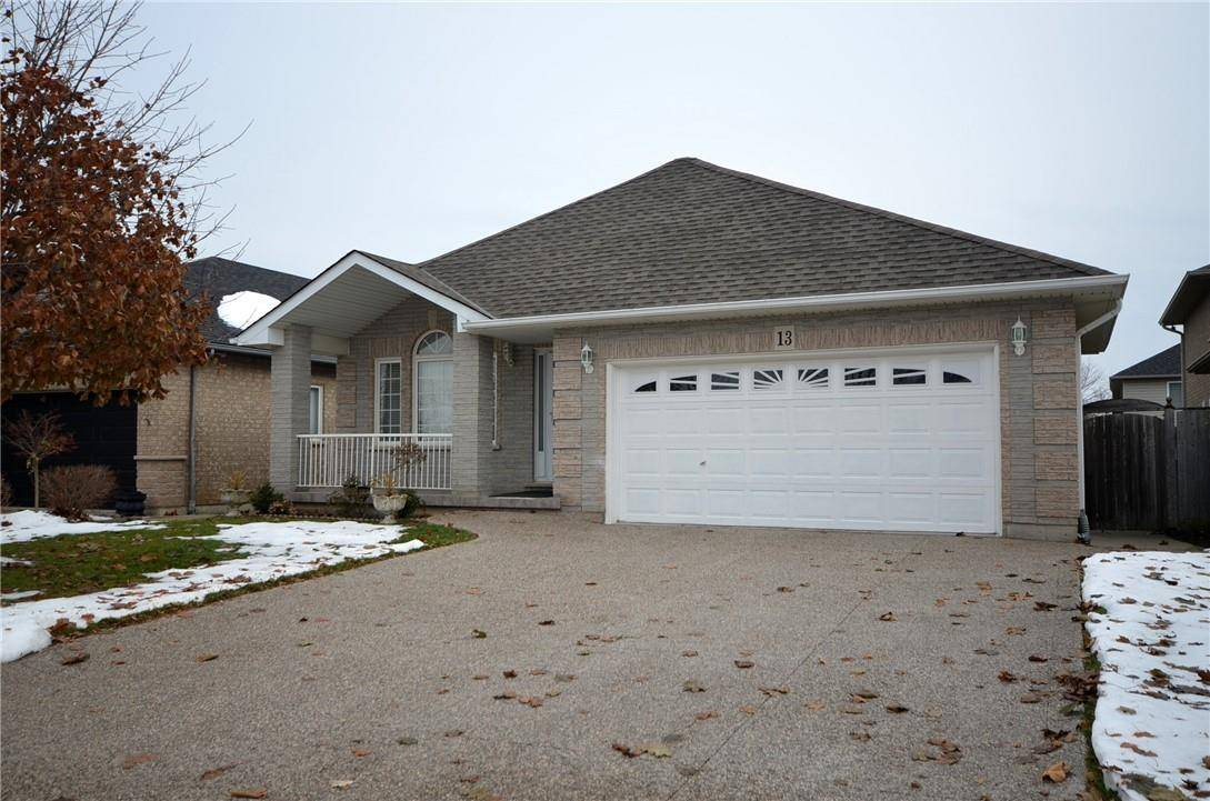 House for sale at 13 Idlewilde Ln Glanbrook Ontario - MLS: H4068284