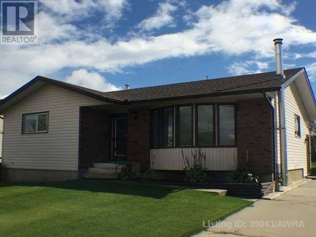 House for sale at 13 Isbister Ave Swan Hills Alberta - MLS: 39061