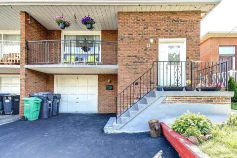 Townhouse for sale at 13 Jellicoe Cres Brampton Ontario - MLS: W4809595