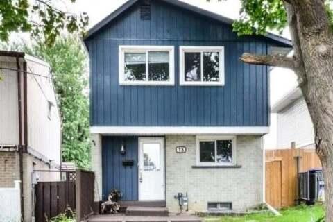 House for sale at 13 Jennifer Sq Brampton Ontario - MLS: W4816784