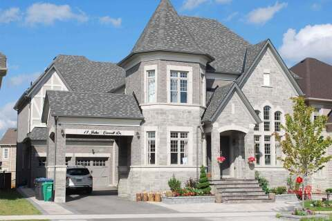 House for rent at 13 John Carroll Dr Brampton Ontario - MLS: W4816991