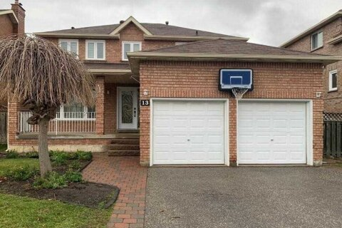House for sale at 13 Kentucky Dr Brampton Ontario - MLS: W4997628