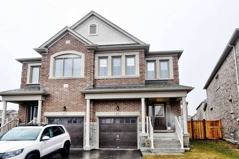 Townhouse for sale at 13 Kester Court Crct East Gwillimbury Ontario - MLS: N4734404