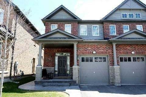 Townhouse for sale at 13 Losino St Caledon Ontario - MLS: W4824424